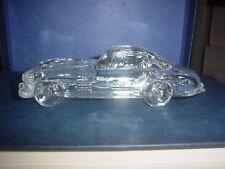 MERCEDES BENZ CRYSTAL GLASS 190 SL MODEL