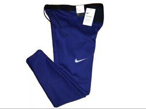 Nike Mens Tech Pack Running Tights CK1458-590 Court Purple-Size Medium