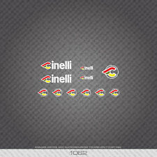 01062 Cinelli Bicycle Stickers - Decals - Transfers