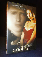 Kiss Tomorrow Goodbye (DVD, 2001) Mint Disc!•No Scratches!•USA•Out-of-Print•Rare