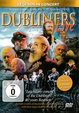 DVD The Dubliners Live DVD con el Kings of Irish Folk incl Bonus