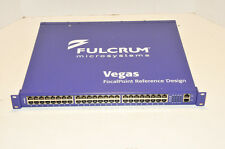 Intel Fulcrum Microsystems Vegas 1GB 48pt FocalPoint Reference Design Switch