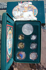 2000 BABY PROOF coin set. Brilliant set. Only 15,557 made. C/V $295.00. CHEAP!!!