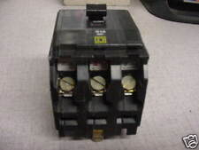 SQUARE D CIRCUIT BREAKER 30 AMPS 10kAIC 240V  YF-6711
