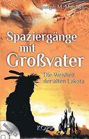 SPAZIERGÄNGE MIT GROSSVATER - Lakota Buch mit Joseph M. Marshall + CD - OVP