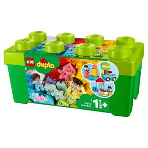 Lego Duplo Brick Box Classic 65 Piece Play Set 10913 Age 18 Months +