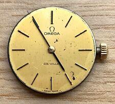 Omega De Ville Cal. 625 manual vintage 22 mm NO Funciona for parts volante libre