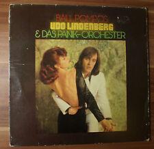 "12"" LP Vinyl Udo Lindenberg & Das Panikorchester - Ball Pompös 621202AS"