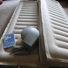 Select Comfort Sleep Number Bed. Air Pump , Queen duel mattress & remote