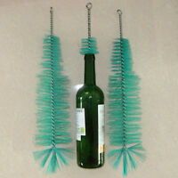 1-Piece Spout And Bottle Cleaning Brush Set for Wine Beer Home Brew Tube Spout