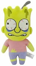 The Simpsons Zombie Bart Phunny Plush By Kidrobot Brand New