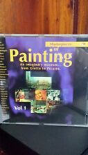 Masterpieces of Painting Vol 1 PC CD ROM