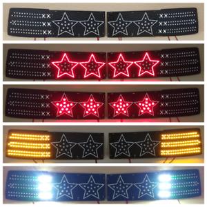 "Toyota Supra MK3 ""STARS"" LED Lanterns Conversion Kit  (restyle 89+)"