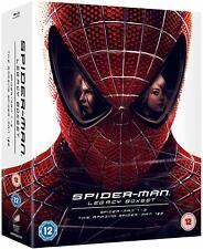Spider-Man Legacy Collection Blu Ray Box Set [Limited Edition Numbered] *NEW*