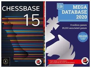 Chessbase 15 + Mega Database 2020+Digital Download