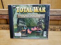 Total War Expansion Warcraft II CD-ROM PC Computer Game Windows 1996