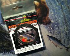 MR Polyleader Salmon 10ft /24lbs Clear Intermediate by Angelversand Rheinland