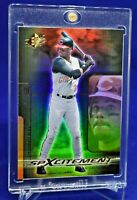 KEN GRIFFEY JR SPX SPXCITEMENT SP RARE RAINBOW REFRACTOR REDS LEGEND