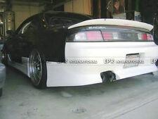 FRP Fiber Rear Boot Ducktail Spoiler Trunk Lip For Nissan 200SX S14 Silvia Dmx