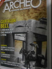 Archeo 2015 368 ottobre#Gertrude Bell,kkk