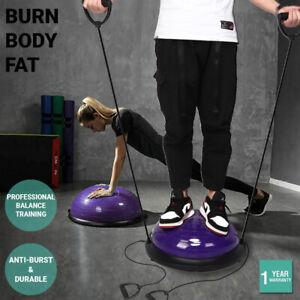 Yoga Bosu Balance Ball Gym Training Exercise Yoga Half Ball Home Fitness
