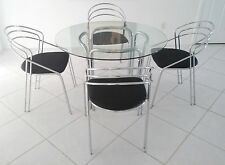 Mid Century Modern Design Institute of America for Milo Baughman Dining Set