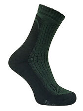 Dr Hunter - Mens Thick Reinforced Merino Wool Thermal Hiking Walking Boot Socks