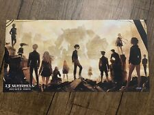 E3 2017 Atlus Games Limited Edition Lithograph Print Poster 13 Sentinels