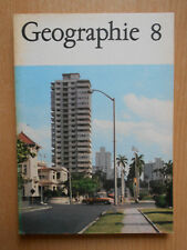 Findeisen u.a. Geographie Klasse 8 Lehrbuch Schulbuch POS DDR Ostalgie Afrika