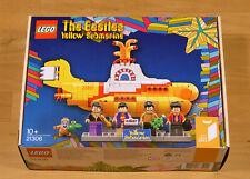 LEGO Ideas #15 - 21306 - The Beatles - Yellow Submarine - ungeöffnet