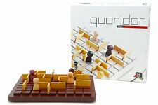 *NEW IN BOX* Gigamic Wooden Quoridor Mini Board Game - Strategy Game 2 Players
