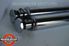 """HARLEY 41MM FORK TUBE ASSYS 24 1/4"""" SOFTAIL FXST, FXSTC, FXDWG 84 & NEWER"""