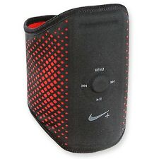 iPod Nano Case Armband - Built in Controls - Black / Red by Nike Sport Armband