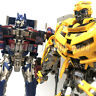 WeiJiang MW Transformers Optimus Prime Bumblebee Alloy Oversized Action Figure