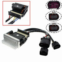 1 Pcs Engine Cooling Fan Blower Resistor OEM: 8K0959501G