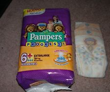 Pampers XXL Baby Diaper Progressi Size +6 XXL Diaper larger thn Size 7 1 diaper