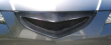 Mazda3 4DR 04-09 Grill Carbon Creations Carbon Fiber Open Mouth Grille