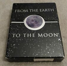 From the Earth to the Moon (DVD, 5-Disc Set, The Signature Edition) *RARE oop