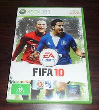 Microsoft Xbox 360. FIFA 10 (PAL AUS/EUR)