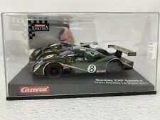 1:32 Carrera Evolution Slot 2001 Bentley Speed 8 LeMans . Part # 25452