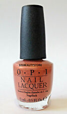 Opi Nail Lacquer Hands Off My Kielbasa! 0.5oz *New*