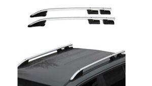 VW AMAROK 2010 + SILVER ROOF RAILS BARS  SPORT STYLE- 7535931