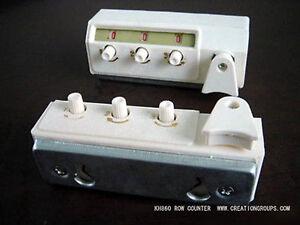 New Row Counter for Brother KH588 710 KH820 KH830 KH840 KH860 KH892 KH230 KH260