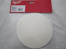 Milwaukee 6 inch(150mm)felt polishing disc (4932373163)