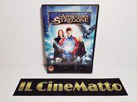 DVD Film L'APPRENDISTA STREGONE Walt Disney Nicolas Cage no vhs