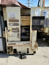 1998 Techno Washino Lj-1N Cnc Lathe