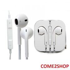 Genuine Apple Earphones Headphones for iPhone 5s, 5c, 6, 6s EarPods