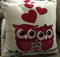 Luxbon Tapestry Jacquard Throw Pillow Case Cover Cushion Case 18 x 18 ZTH1