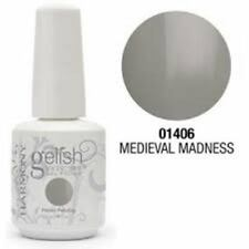 HARMONY Gelish  MEDIEVAL MADNESS - Soak Off Gel Polish .5 oz Full Size