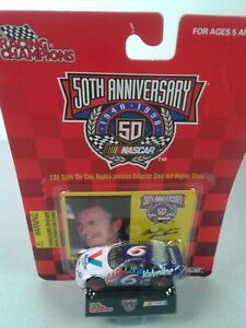 NASCAR Racing Champions #6 Mark Martin 50th anniversary 1:64 Taurus - NIP